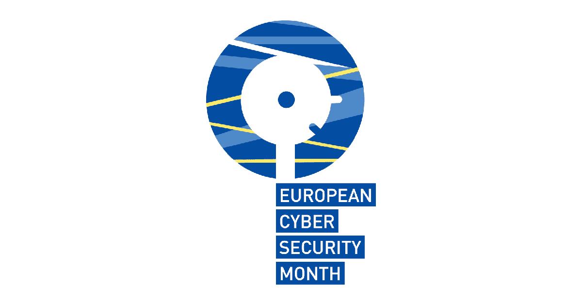 Lokakuu on European Cyber Security Month
