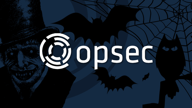 Opsec Oy:n Halloween -tarina 2018.