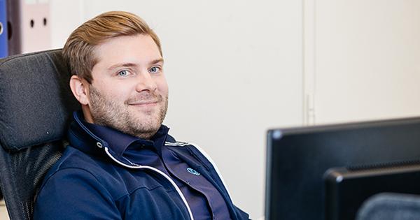 Ville Stolpe, tietoturva-asiantuntija, Opsec Oy