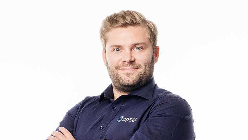 Tietoturvapäällikkö Ville Stolpe