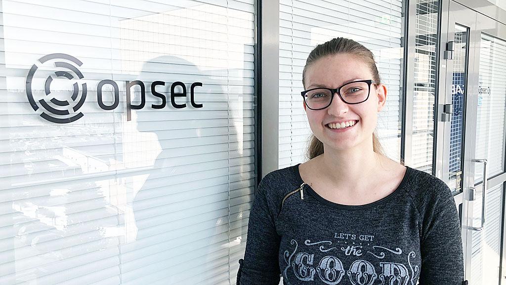 Neera Kiviluoma, LukioJob -tutustuminen IT-alaan, Opsec Oy