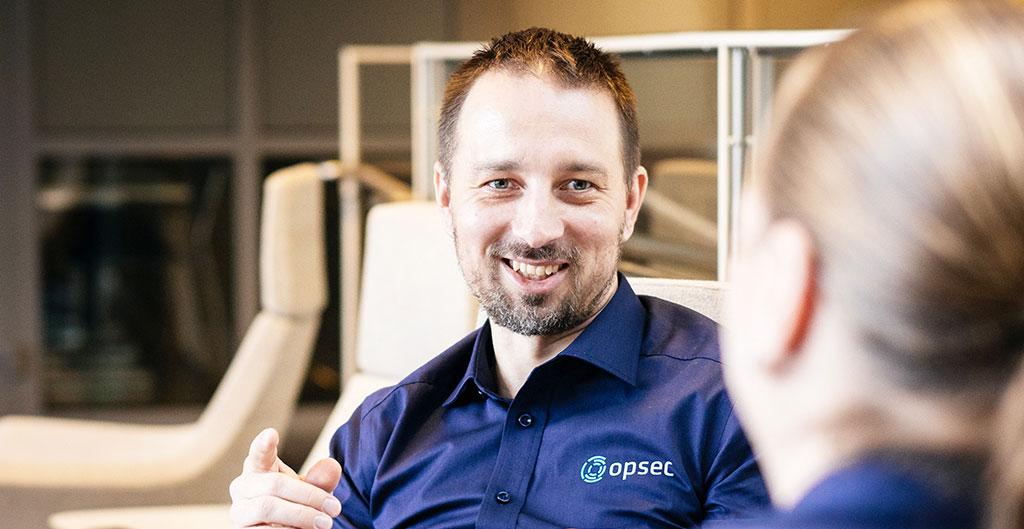 Toimitusjohtaja Mika Lindberg, Opsec Oy