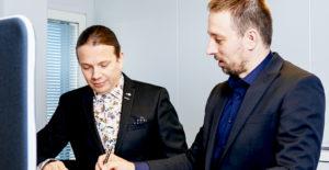Into BB Tietoturva yrityksen kilpailuetuna