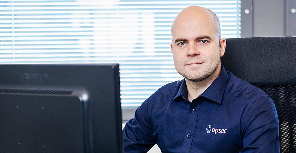 Tietohallintopäällikkö Petri Perämäki, Opsec Oy