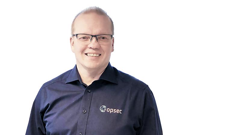 Opsec Oy, tietohallintopäällikkö Antti Kantola