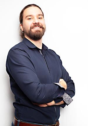 Vesa Muhonen, tietoturvapäällikkö, Opsec Oy
